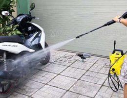 Máy rửa xe công nghiệp là gì và lợi ích khi sử dụng nó