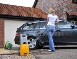 Bí quyết chọn mua máy rửa xe giá rẻ chất lượng