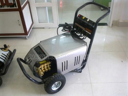 Người dùng cần chú ý lắp đặt máy rửa xe cao áp đúng quy trình