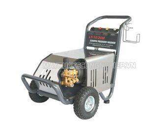 Máy rửa xe cao áp Lutian được nhiều người dùng ưa chuộng