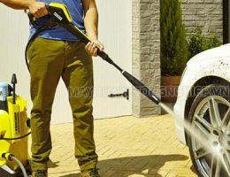 Chọn mua máy rửa xe gia đình phù hợp, chất lượng cần quan tâm tiêu chí gì?
