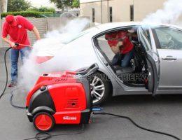 Đặc điểm của một số máy rửa xe ô tô công nghệ cao hiện nay