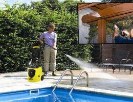 Hai dòng máy rửa xe gia đình được ưa chuộng sử dụng hiện nay