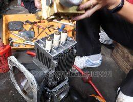 Hướng dẫn cách bảo dưỡng các thiết bị khi mở 1 tiệm rửa xe