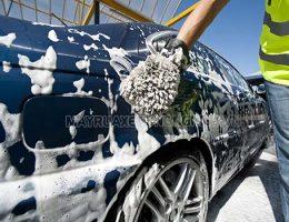 Sử dụng dầu gội đầu để thay thế nước rửa xe là sai lầm nghiêm trọng