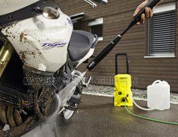 Rửa xe tay ga đúng cách như thế nào?