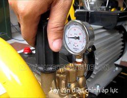 Sửa chữa máy rửa xe cao áp với các lỗi thường gặp