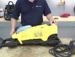Hướng dẫn cách sửa chữa máy rửa xe Karcher tại nhà