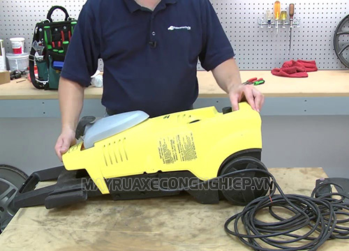 Sửa chữa máy rửa xe Karcher