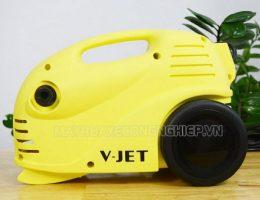 Máy rửa xe V-Jet VJ100 – Lý do vì sao khách hàng chọn mua