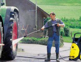 Một số các lỗi máy rửa xe thường gặp phải và cách khắc phục