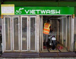 Bạn có biết mô hình rửa xe thông minh Vietwash?