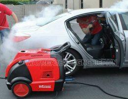 Các phương pháp rửa xe công nghệ cao hiện nay