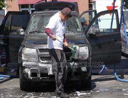Những điều kiện cần và đủ cho một mô hình rửa xe ô tô chuyên nghiệp