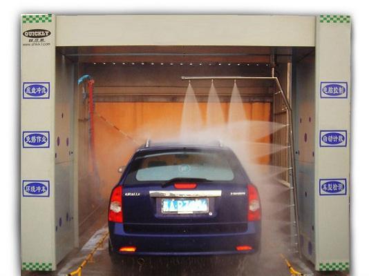 Hệ thống rửa xe tự động chuyên nghiệp