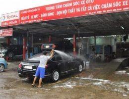 Rửa xe nhiều có tốt không?