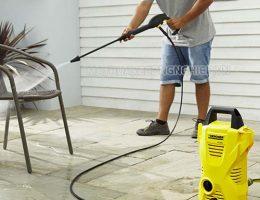 Lỗi máy rửa xe không lên áp: nguyên nhân và cách xử lý nhanh nhất