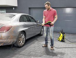 Những sai lầm cần tránh khi sử dụng máy rửa xe