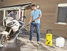 Hai loại máy rửa xe được sử dụng nhiều nhất hiện nay