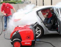 Máy rửa xe hơi nước nóng sở hữu những điểm mạnh gì?