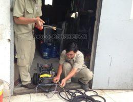 Sửa chữa máy rửa xe công nghiệp ở đâu uy tín?
