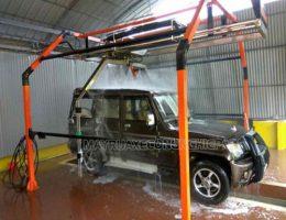 Thông tin tổng quan về máy rửa xe tự động