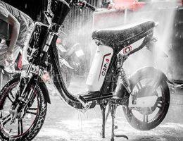 Nguyên nhân khiến cho rửa xe đạp điện xong không đi được