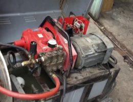 Phương pháp bảo quản máy rửa xe mini cũ