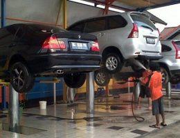 Kinh nghiệm mở tiệm rửa xe theo hướng chuyên nghiệp