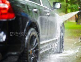 Nguyên nhân máy rửa xe không ra nước và cách khắc phục