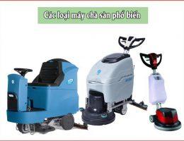 Top 3 những thương hiệu máy chà sàn bê tông có chất lượng tốt