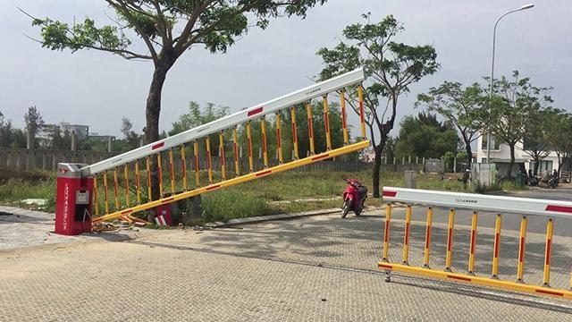 Barie hàng rào phù hợp những nơi cần an ninh cao