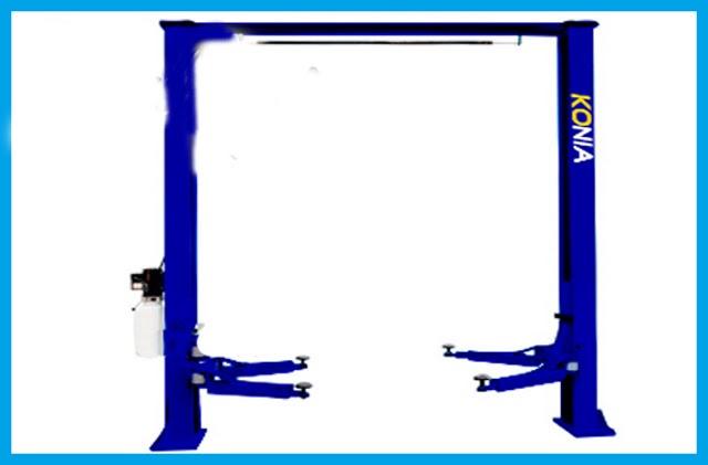 Thương hiệu cầu nâng 2 trụ loại 4 tấn Konia
